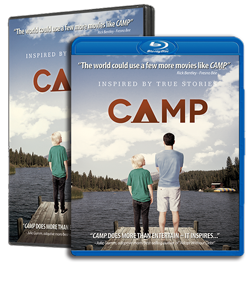 camp movie dvd